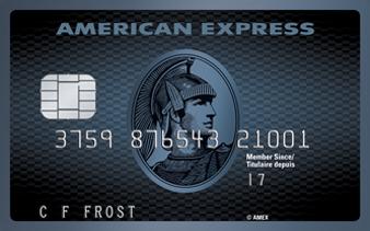 Carte Cobalt<sup>MC</sup> AmericanExpress