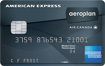 La Carte Prestige AéroplanPlus<sup>MD*</sup> AmericanExpress<sup>MD</sup>