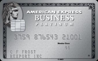 La Carte de Platine entreprise<sup>MD</sup> d'AmericanExpress