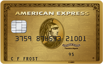 Carte Or avec primes American Express<sup>MD</sup>