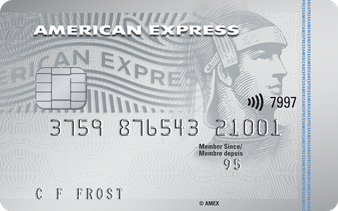 Carte de crédit Essentielle<sup>MC</sup> AmericanExpress