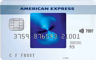 Carte RemiseSimple<sup>MC</sup> d'American Express<sup>MD</sup>
