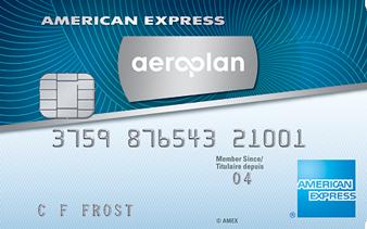 American Express<sup>®</sup> AeroplanPlus<sup>®*</sup> Card