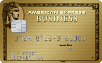 American Express<sup>®</sup> Business Gold Rewards Card