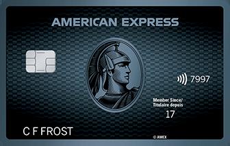 Carte Cobalt<sup>MD</sup> AmericanExpress