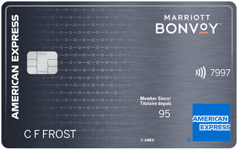 Marriott Bonvoy™ American Express<sup>®</sup> Card