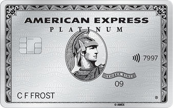 The Platinum Card<sup>®</sup>