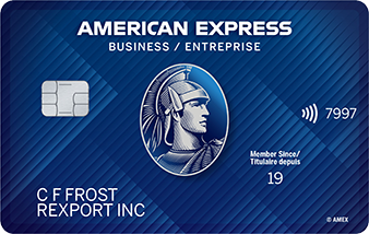 American Express<sup>®</sup> Business Edge<sup>™</sup> Card