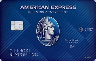 La Carte de Enterprise Edge d'AmericanExpress