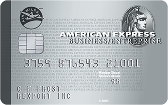 American Express® AIR MILES®* Platinum Business Card