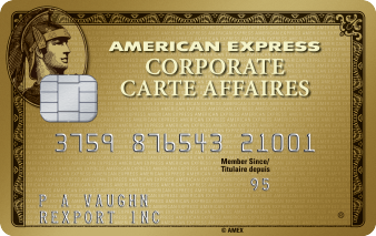 American Express® Corporate Card for Small Business