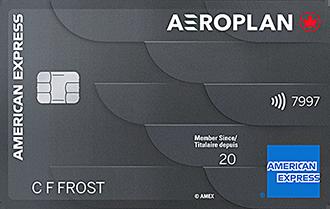 American Express<sup>®</sup> Aeroplan<sup>®*</sup> Card