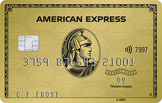 American Express<sup>®</sup> Gold Rewards Card