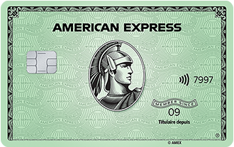 Carte Verte American Express<sup>MD</sup>
