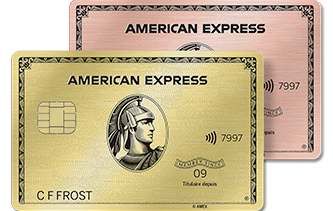 American Express® Gold Rewards Card