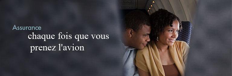 Assurance voyage aérien