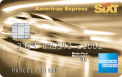 Sixt American Express Gold Card